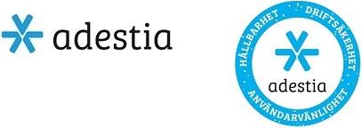 Adestia AB logo