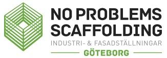 No Problems Scaffolding Göteborg AB logo