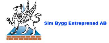 SIM Bygg Entreprenad AB logo