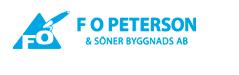F.O. Peterson & Söner Byggnadsaktiebolag logo