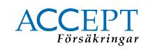 Accept Försäkringsaktiebolag (publ) logo