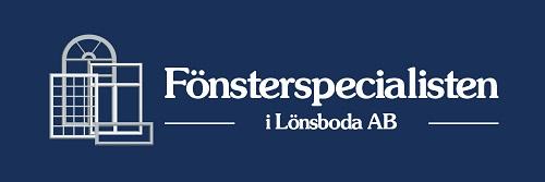 Fönsterspecialisten i Lönsboda Aktiebolag logo