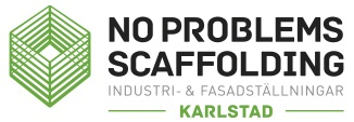 No Problems Scaffolding Karlstad AB logo