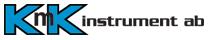 KmK Instrument Aktiebolag logo