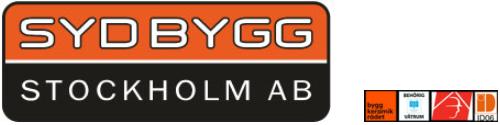 Syd Bygg i Stockholm AB logo