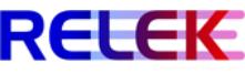 Relek Produktion Aktiebolag logo