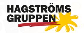 Hagströms Gruppen Måleri AB logo
