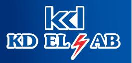 KD EL Service AB logo