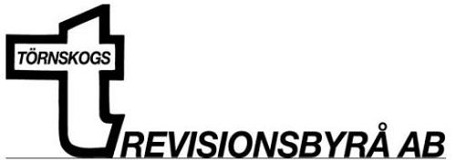 Törnskogs Revisionsbyrå Aktiebolag logo