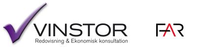 Vinstor AB logo