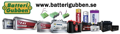 Batterigubben Aktiebolag logo