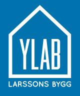 YLAB Larssons Bygg AB logo