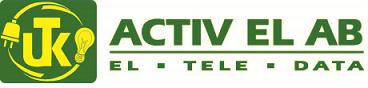 UTK Activ El Aktiebolag logo