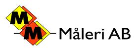 M.M. Måleri Aktiebolag logo