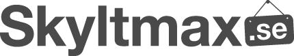 SignMax AB logo