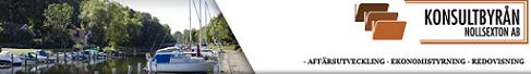 Konsultbyrån Nollsexton Aktiebolag logo