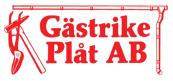 Gästrike Plåt AB logo
