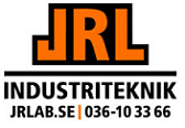 JRL industriteknik AB logo