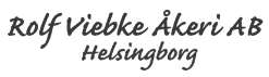 Rolf Viebkes Åkeri Aktiebolag logo