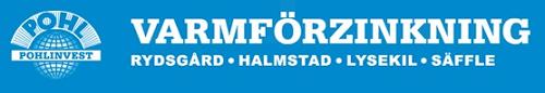 Rydsgårds Varmförzinkning Aktiebolag logo