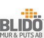 Blidö Mur- och Puts Aktiebolag logo