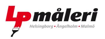 LP Måleri i Ängelholm AB logo