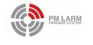 P Mattsson Larm & Passage System AB logo
