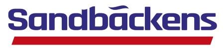 Sandbäckens Rör i Bjäre/Halmstad AB logo