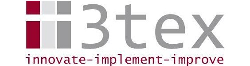 I3TEX AB logo