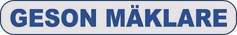 GESON MÄKLARE AB logo