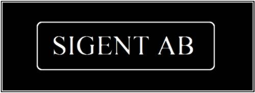 SIGENT AB logo