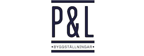 Pirre & Ludvig Byggställningar AB logo