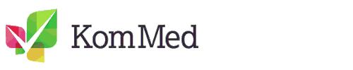 Kommed AB logo