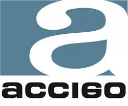 Bildresultat för accigo logo