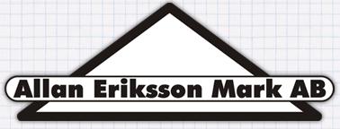 Allan Eriksson Mark Aktiebolag logo