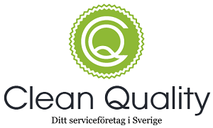 Clean Quality i Sverige AB logo