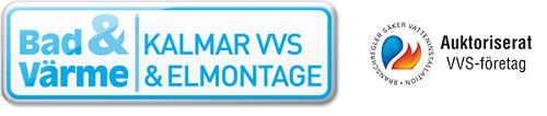 Kalmar VVS- & El-Montage AB logo