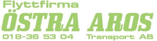 Flyttfirma Östra Aros Transport AB logo