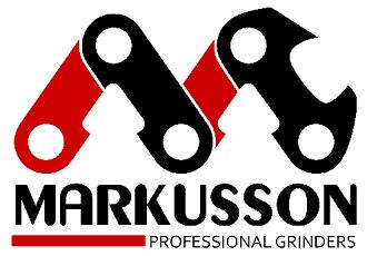 Markusson Professional Grinders AB logo