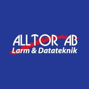 AllTor Data och Larmteknik AB logo