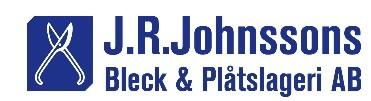 J.R. Johnssons Plåtslageri Aktiebolag logo