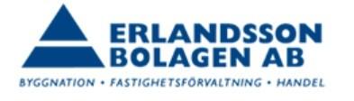 Erlandsson Bygg i Örebro AB logo