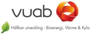 Ventilationsutveckling VUAB Aktiebolag logo