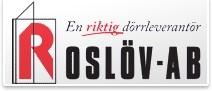 B.A. Roslöv Aktiebolag logo