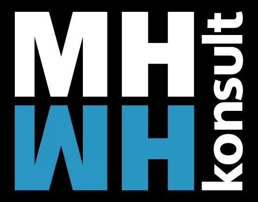 MH Konsult Väst AB logo