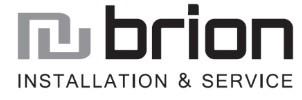 Brion Teknik AB logo