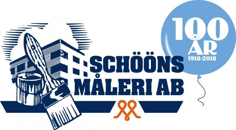 Schööns Måleri Aktiebolag logo c1a44a7ad1465