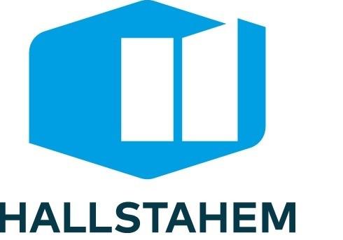 AB Hallstahem logo