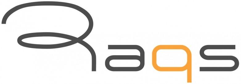 Raqs AB logo