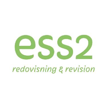 ess2 redovisning & revision AB logo